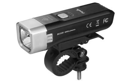 Велосипедный фонарь передний Fenix BC25R черный