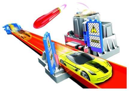 Автотрек База игрушек Улетные гонки Пуск ракеты
