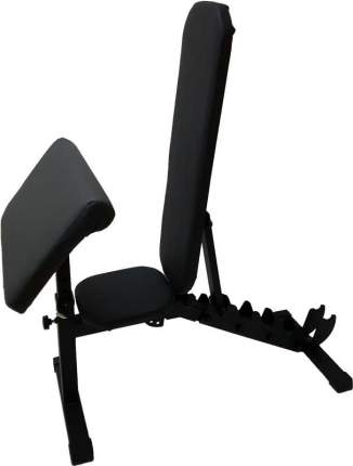 Силовая скамья Sportlim Orion Lite Black + Парта Скотта