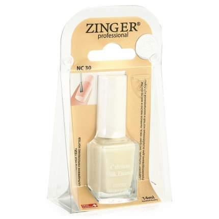 Средство для ногтей Zinger Professional SR-01/NC30 с витаминным комплексом и кальцием