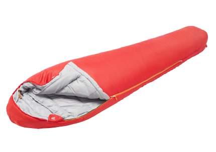 Спальный мешок Trek Planet Yukon красный, правый