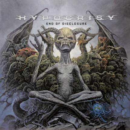 Аудио диск Hypocrisy End Of Disclosure (RU)(CD)