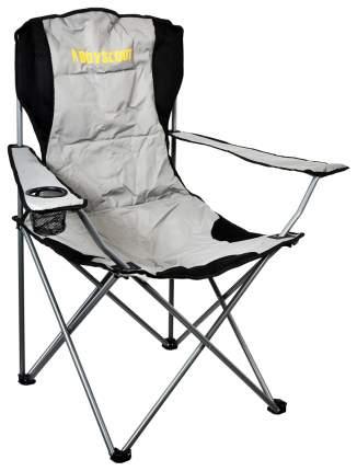 Туристическое кресло BoyScout 61120 серое