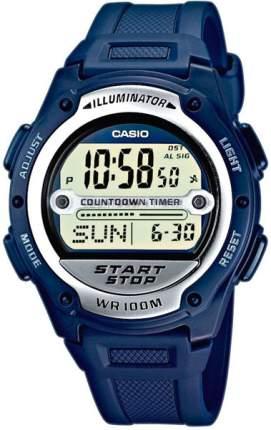 Наручные часы электронные мужские Casio Collection W-756-2A