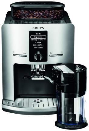 Кофемашина автоматическая Krups Latt' Express EA829E10 Silver