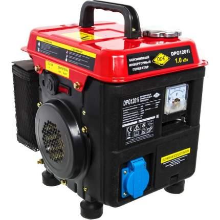 Бензиновый генератор DDE DPG 1201 i