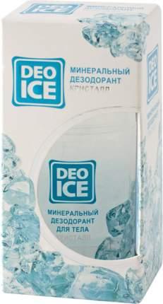 Минеральный дезодорант DEOICE Кристалл 100 г