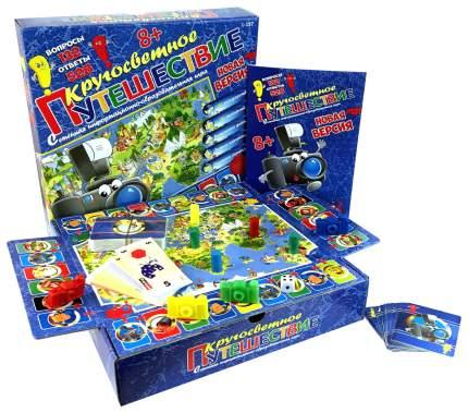 Семейная настольная игра Play Land Кругосветное путешествие Новая версия L-197