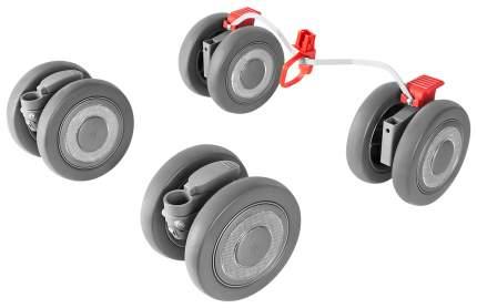Комплект колес Maclaren передние+задние в сборе для techno xlr PM1Y290352 Silver
