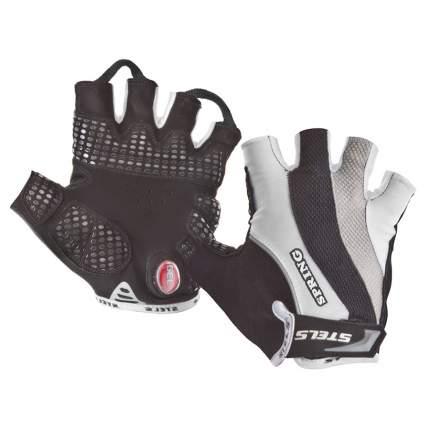 Перчатки для фитнеса мужские Stels SCG46-0082, разноцветные, M INT
