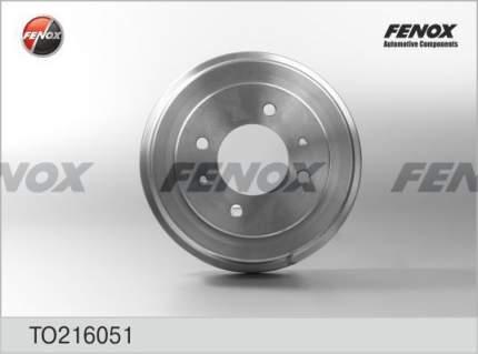 Тормозной барабан FENOX TO216051
