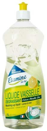 Средство для мытья детской посуды Etamine du lys Лимон и мята, 1 л
