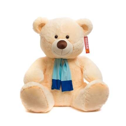 Мягкая игрушка Медведь в шарфе новый 80 см Нижегородская игрушка См-490-5