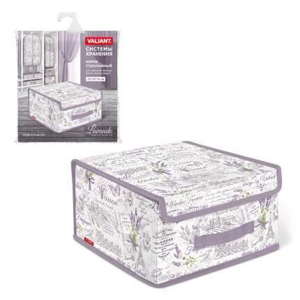 Стеллажный короб малый Valiant Lavande LV-BOX-LS