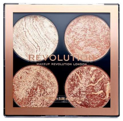 Хайлайтер Revolution Makeup Revolution Cheek Kit Don't Hold Back 8,8 г