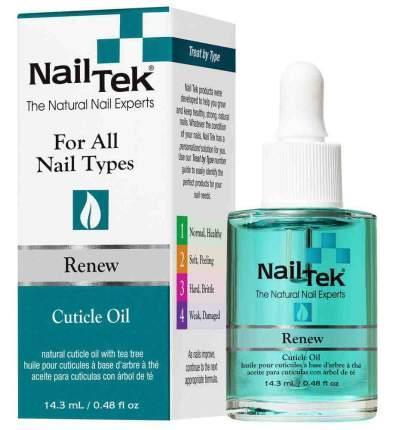 Масло для кутикулы NailTek Renew, 15 мл