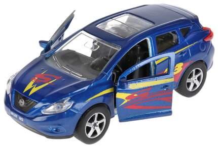 Коллекционная модель Технопарк Nissan Murano SB-17-75-NM-S-WB