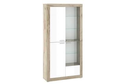 Платяной шкаф Hoff 80327573 105,5х37х210, дуб серый крафт
