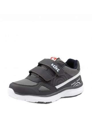Кроссовки для мальчиков Reike серый RST19-016 BS grey р.34