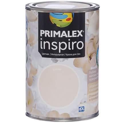 Краска для внутренних работ Primalex Inspiro 1л Безе, 420148