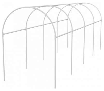 Каркас парника пластиковый 300 х 110 х 120 см, дуга d20мм, белый // PALISAD
