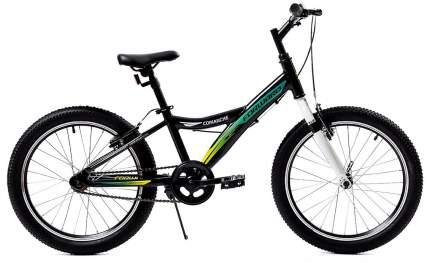 "Велосипед Forward Comanche 20 1.0 2019 10.5"" black/green"