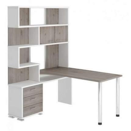 Компьютерный стол Мэрдэс Домино Нельсон СР-420/150, белый жемчуг, нельсон