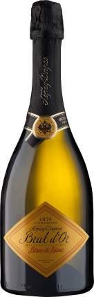 Игристое вино Абрау-Дюрсо  Брют д'Ор blanc de blancs