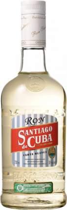 Ром Santiago de Cuba Carta Blanca 0.7 л