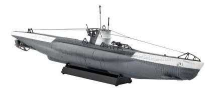 Подводная лодка u-boot typ viic; 1:350