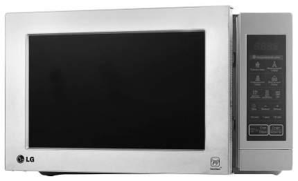 Микроволновая печь с грилем LG MH6044V silver