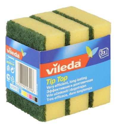 Губка для посуды Vileda Tip-Top 3 шт