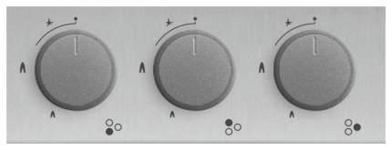 Встраиваемая варочная панель газовая Simfer H45V30M411 Silver