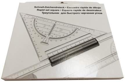 Rotring Угольник-транспортир Hebel Maul для рейсшин кульманов и чертежных досок 614960