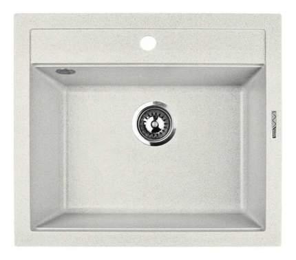 Мойка для кухни гранитная LAVA Q2.LAT белый