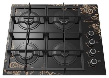Встраиваемая варочная панель газовая GEFEST СГ СВН 2230 К19 Black