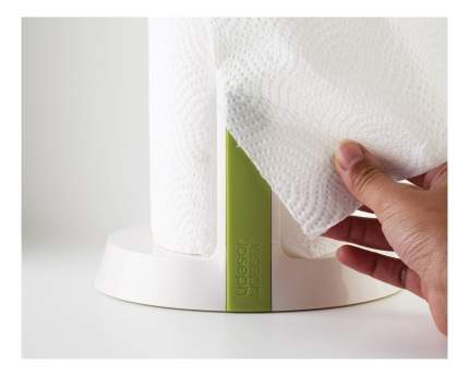 Держатель для бумажного полотенца Joseph Joseph Easy-Tear белый