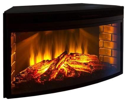 Электрокамин Royal Flame Panoramic, черный