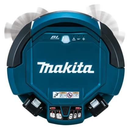 Строительный Робот-пылесос Makita DRC200Z Синий