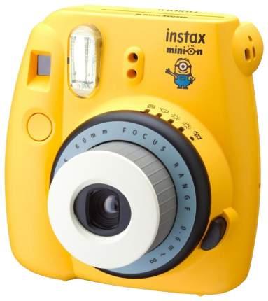 Фотоаппарат моментальной печати Fujifilm Instax Mini 8 Minion Yellow