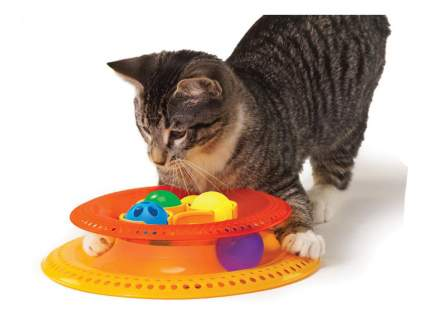 Игровая площадка для кошек Petstages, Пластик, 21 см