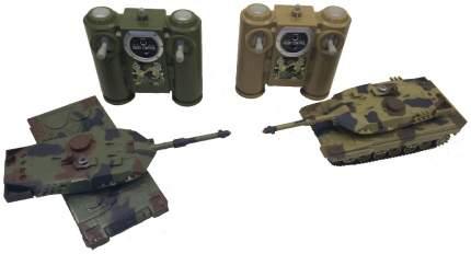 Радиоуправляемый танк Пламенный мотор Танковый бой
