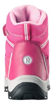Ботинки Reima Reimatec Visby розовые р.25