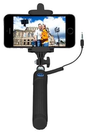 Монопод для смартфона InterStep IS-HD-MP117BKBB-AUXB210 Черный/Синий