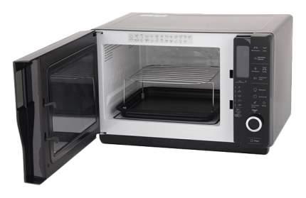 Микроволновая печь с грилем Hotpoint-Ariston MWHA 26321 MB black