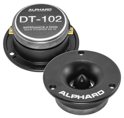 Твитер ALPHARD dT DT-102