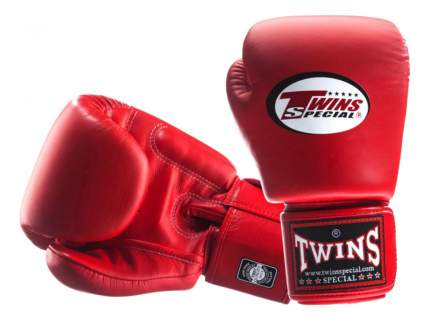 Боксерские перчатки Twins Special BGVL-3 красные 14 унций