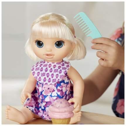 Интерактивная кукла Baby Alive Hasbro Малышка с мороженным C1090