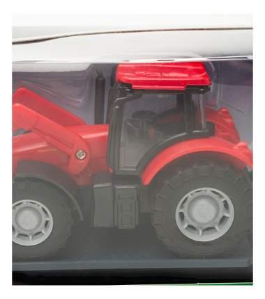 Спецтехника HTI Фермерский грузовой автомобиль c трактором красный