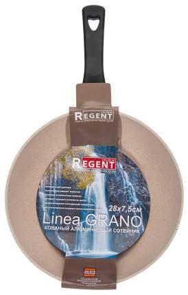 Сотейник REGENT inox Grano 93-AL-GR-2-28 28 см